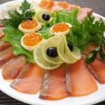 Ассорти рыбное большая тарелка